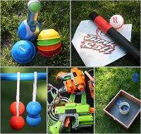 Families play new backyard games - Boston.com