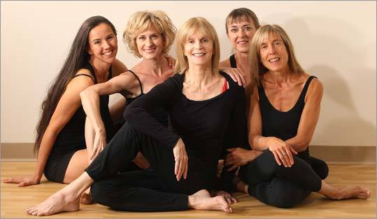 Down Under Yoga instructors try to steer students away from commercialism and other distractions