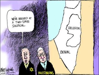 2 state delusion