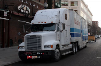 Truck Day (courtesy of the Boston Globe)
