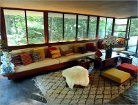 Fallingwater Living Room | www.pixshark.com - Images ...