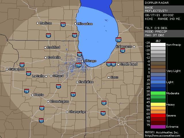Chicago Weather Forecast Doppler - Resume Examples | Resume