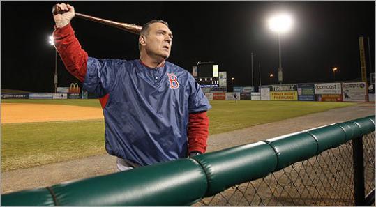 Former Red Sox member Bernie Carbo