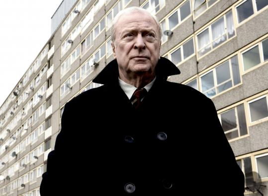 "Michael Caine's new movie, ""Harry Brown,'' might take some fans of the British actor by surprise due to its extreme violence."