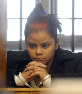 Luisa Y. Gil, 21, who is from Union City, N.J., was arraigned yesterday morning in East Boston District Court on trafficking charges and ordered held on $200,000 cash bail.