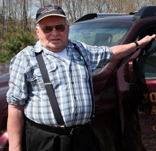 Charles Johnson, 79, has spent $2 million defending himself against EPA charges.