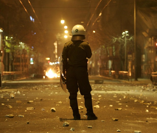 2008 Greek Riots