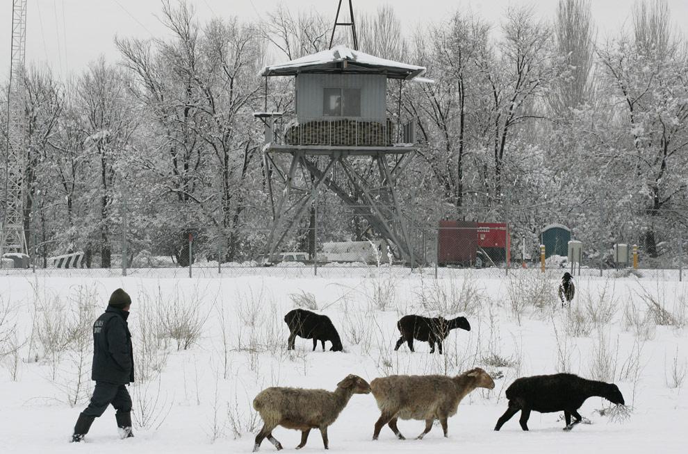 Manas Base Kyrgyzstan Force Air