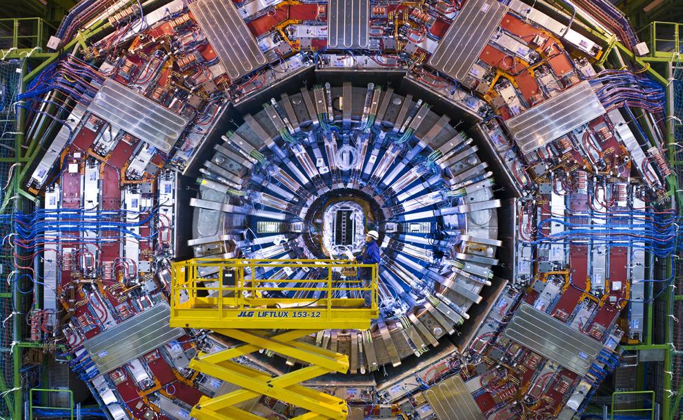 LHC inside