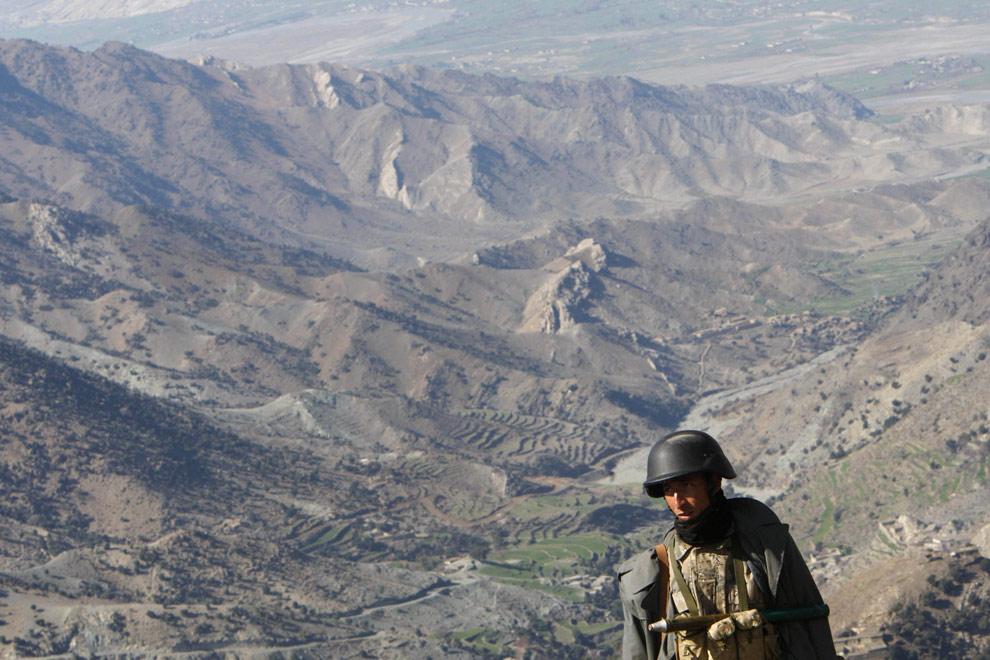 Afghan/Pakistan Border