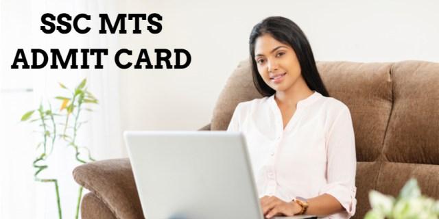 एसएससी एमटीएस एडमिट कार्ड 2021 दक्षिणी क्षेत्र के लिए sscsr.gov.in पर जारी किया गया;  सीधा लिंक यहां पाएं