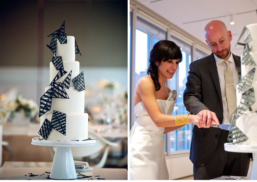 Our Muse - Modern Chicago Wedding - Be inspired by Katherine & Robert's modern wedding in Chicago - wedding