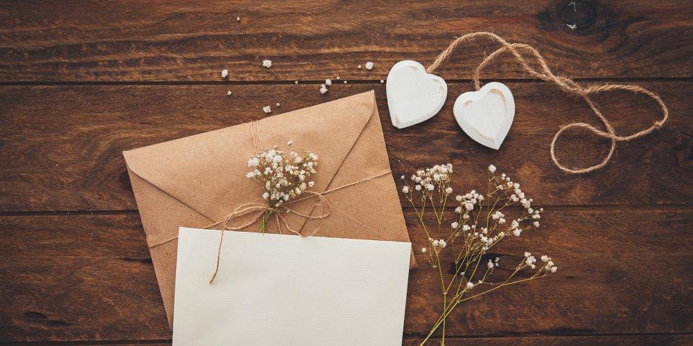 Un Faire Part De Mariage Exceptionnel Cosmopolitanfr