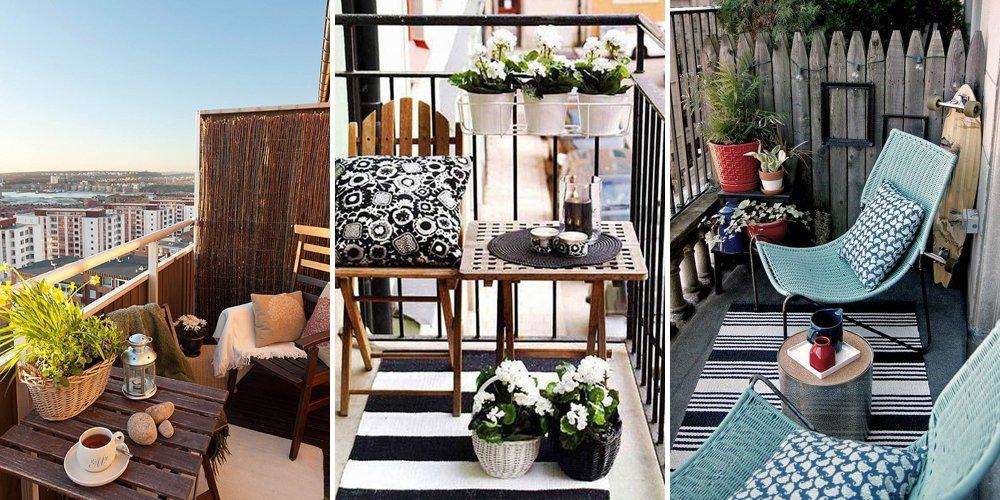la nouvelle tendance quand on a un balcon c est de l amenager pots de fleurs eclairage exterieur potager sur balcon ou encore joli mobilier de jardin