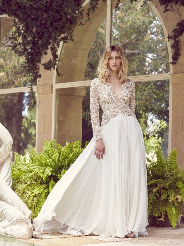 Une robe de mariée 2020 Margaux Tardits