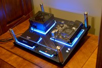 Gallery of an Awesome Wall-mounted Custom PC with ...