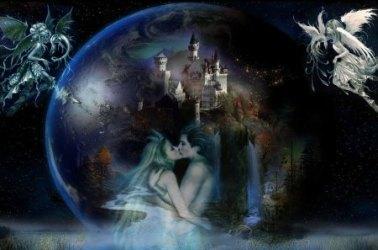 angels angel dark fantasy earth wallpapers abstract lovers background desktop desktopnexus