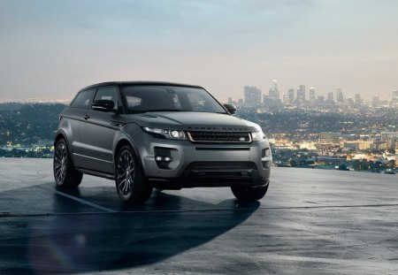 Land Rover Range Rover Evoque Victoria Beckham 2012 Land Rover