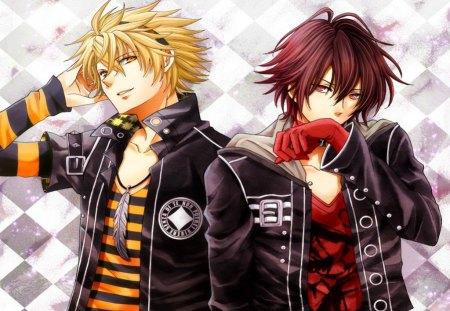 toma shin handsome anime