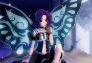 butterfly wing - & anime