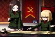 war plan - & anime background
