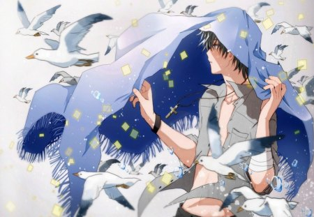 anime boy handsome anime