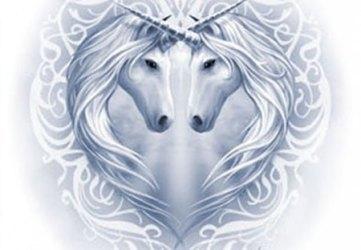unicorn fantasy background desktopnexus abstract heart desktop wallpapers