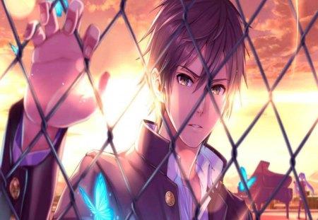 cute boy handsome anime