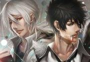psycho pass - & anime background