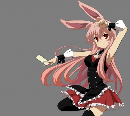 Girl In Gown Wallpaper Bunny Chan Other Amp Anime Background Wallpapers On
