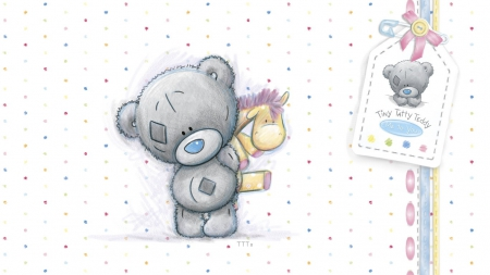 Cute Baby Bears Wallpaper Tatty Teddy Other Amp Entertainment Background Wallpapers