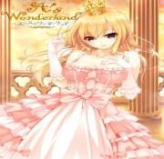 pink princess - & anime background