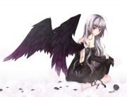 sweet black angel - & anime