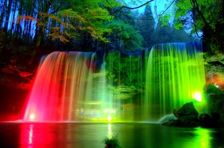 Niagara Falls Moving Wallpaper Rainbow Falls Waterfalls Amp Nature Background Wallpapers