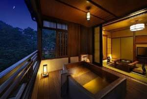 japanese japan background balcony wallpapers spring night