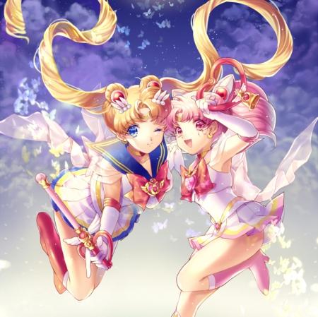 Anime Girl Thanksgiving Wallpaper Sailor Moon Sailor Moon Amp Anime Background Wallpapers On