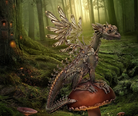Big Cute Wallpaper Cute Dragon Fantasy Amp Abstract Background Wallpapers On