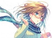 sweet lovely girl - & anime