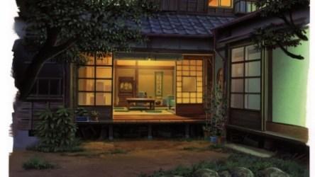 anime japanese background japan garden room wallpapers desktop