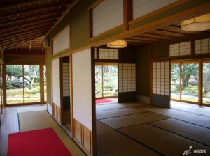 Japanese Room Background 2