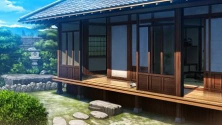 anime japanese artist background garden oriental yande re japan realistic landscape zen konachan wallpapers zerochan desktop respond edit pl