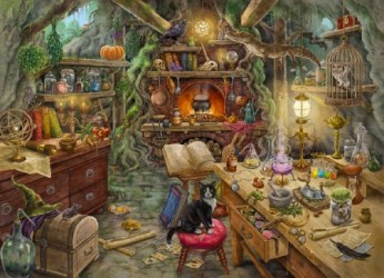 Witch s Kitchen Fantasy & Abstract Background Wallpapers on Desktop Nexus Image 2430365