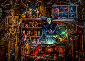 Witch Kitchen Fantasy & Abstract Background Wallpapers on Desktop Nexus Image 2430377