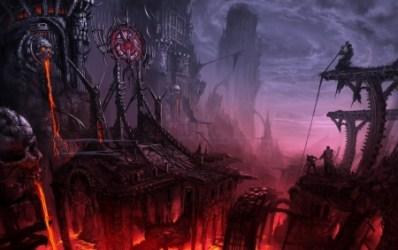 dark fantasy town Fantasy & Abstract Background Wallpapers on Desktop Nexus Image 2461070