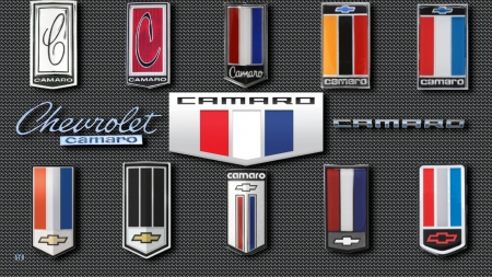 Chevrolet Camaro Badges Logo Chevrolet Cars Background Wallpapers On Desktop Nexus Image 2515318