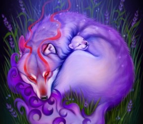 Wolf spirit Fantasy & Abstract Background Wallpapers on Desktop Nexus Image 2515713