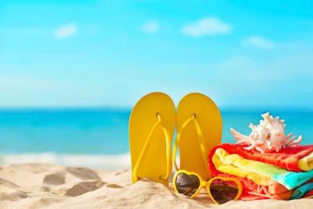 Beach Vacation Beaches Nature Background Wallpapers On Desktop Nexus Image 2519960