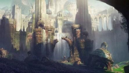 Castle Fantasy & Abstract Background Wallpapers on Desktop Nexus Image 2549576