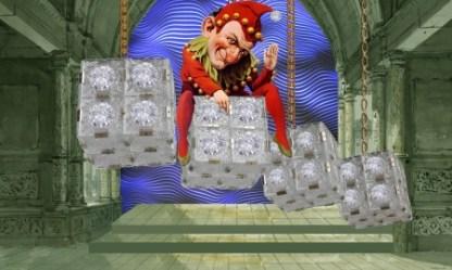 Fantasy Palace Background 2
