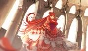 princess - & anime background